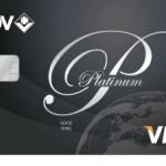 Thẻ tín dụng quốc tế Visa Platinum