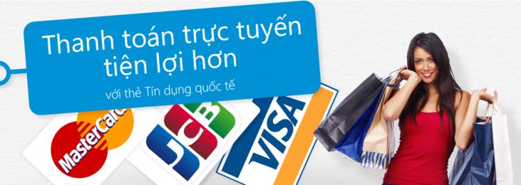 Thẻ tín dụng quốc tế sắp ra mắt thị trường