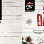 Khuyến mại thẻ Eximbank - Visa tại Pizza Hut