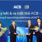 ACB ra mắt thẻ tín dụng và ghi nợ ACB – JCB