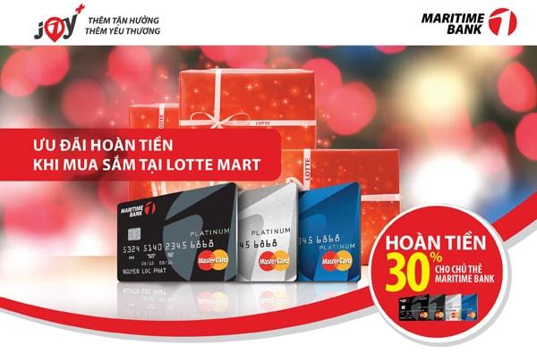 the-tin-dung-maritimebank-uu-dai-hoan-tien-30-khi-mua-sam-tai-lotte-mart-min