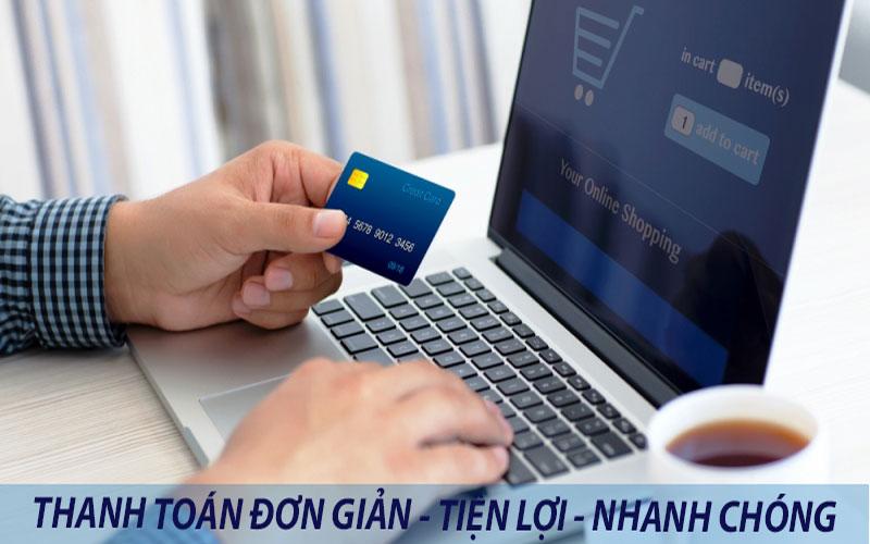 Thanh toán online bằng thẻ ATM – Đơn giản, tiện lợi và nhanh chóng