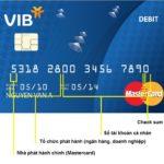 Số thể mastercard là gì?