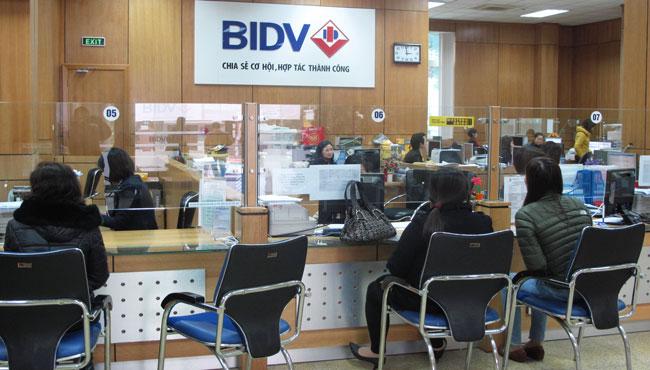Hotline ngân hàng BIDV