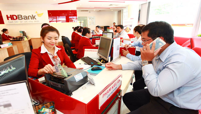 Hotline ngân hàng HDBank
