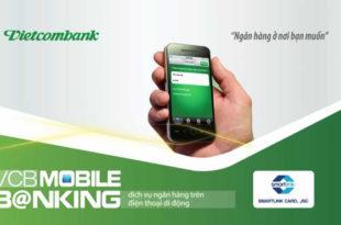 đăng kí smsbanking vietcombank