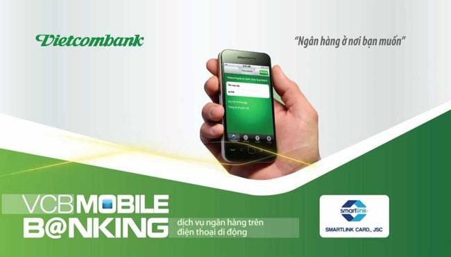 smsbanking vietcombank