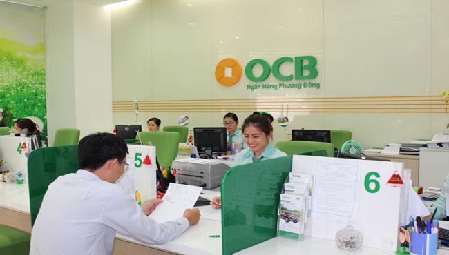 Hotline ngân hàng OCB