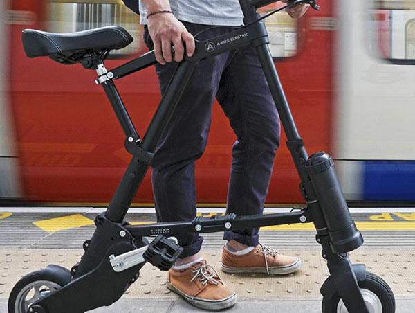Xe đạp điện Abike