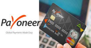 Thẻ Payoneer là gì và cách đăng ký tài khoản Payoneer