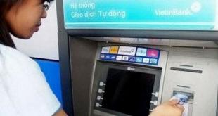 Hướng dẫn cách thức chuyển khoản qua ATM VietinBank đơn giản nhất