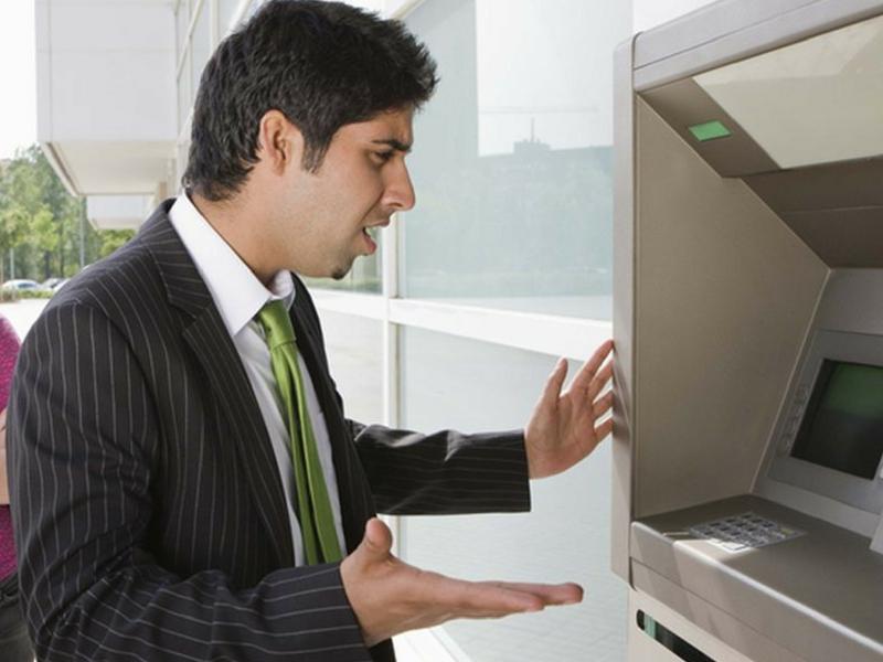 Thủ tục lấy lại thẻ ATM bị nuốt