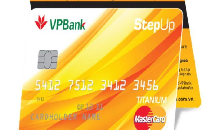 Ưu đãi thẻ StepUp
