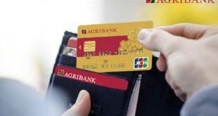 làm thẻ tín dụng ngân hàng Agribank