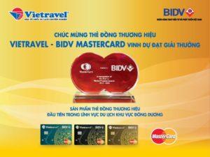 thẻ tín dụng bidv Vietravel