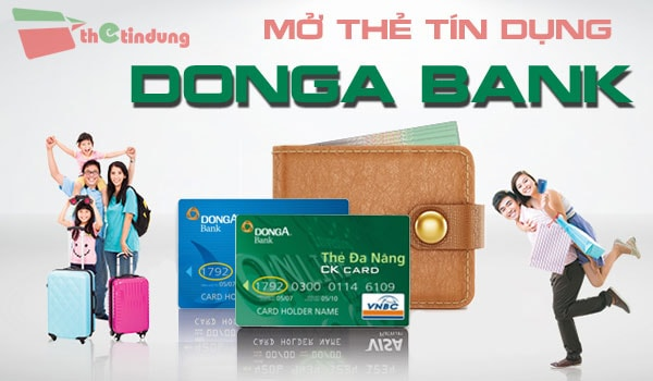 thẻ tín dụng ngân hàng đông á bank